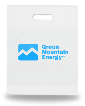 Eco Die Cut Eco Friendly Bags