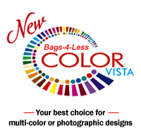 New Bags-4-Less.com Color Vista Technology - learn more on our FAQ section